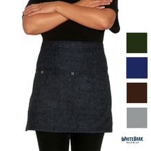 Load image into Gallery viewer, Bistro Apron (Multiple Colors)
