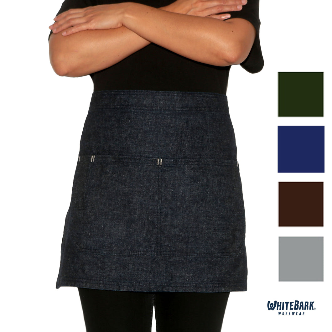 Bistro Apron (Multiple Colors)