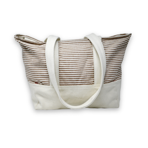 Bars and Stripes Tote