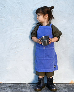 Child's Apron 5-8 Years (Multiple Colors)