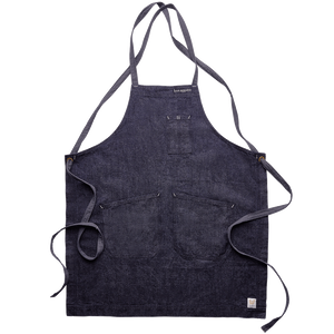 Bon Appétit Test Kitchen x White Bark Workwear Full Cross-Back Apron