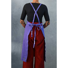 Load image into Gallery viewer, Iris Full Cross-Back Apron