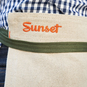 Sunset Magazine Garden Apron