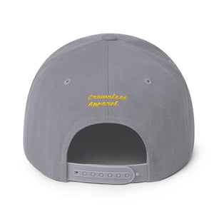 Crownless Logo (Snap Back)