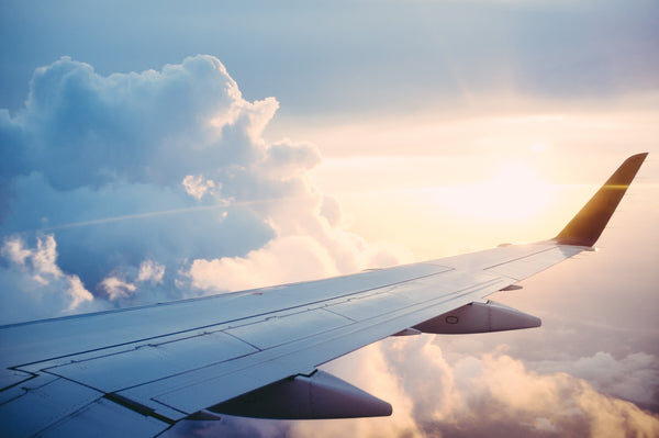 CB TRAVELS | HOW TO FLY MORE SUSTAINABLY