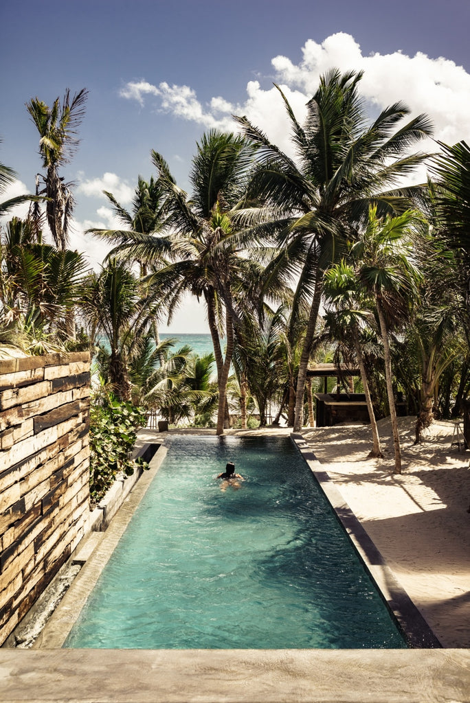 Be Tulum Hotel - Tulum, Mexico - Mayan Riviera - Private Pool