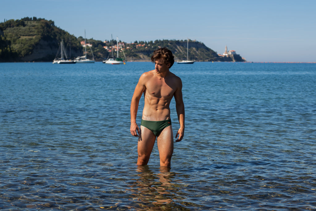 Copper Bottom Swim - Men's Swim Briefs - Toronto Canada