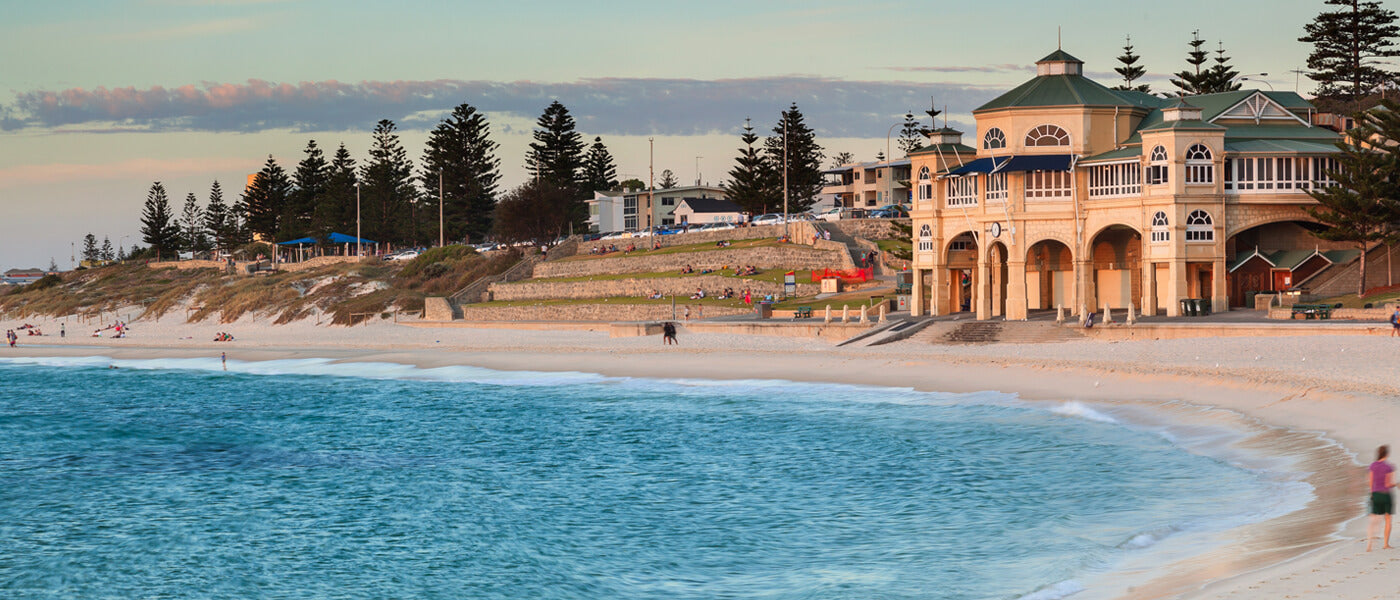 Cottesloe Beach, Perth - White Sand Beach - World's Best Beaches