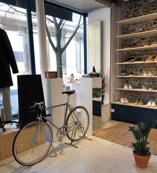 La Garconniere boutique in Marais, Paris