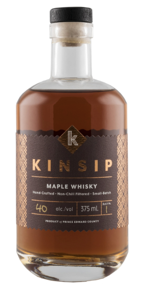 Kinsip - Maple Whisky - Prince Edward County Distillery