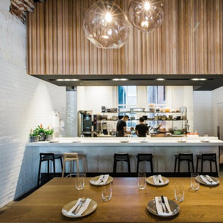 Petition Kitchen Restaurant - Perth Australia - Open Kitchen