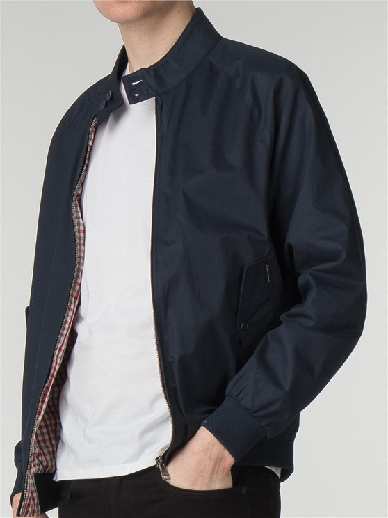Chaqueta Harrington - Navy
