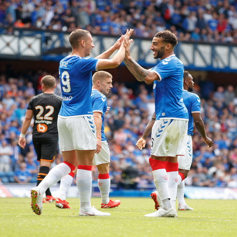 Introducing: Rangers centre backs