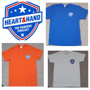 Special End of Season T-Shirt offer