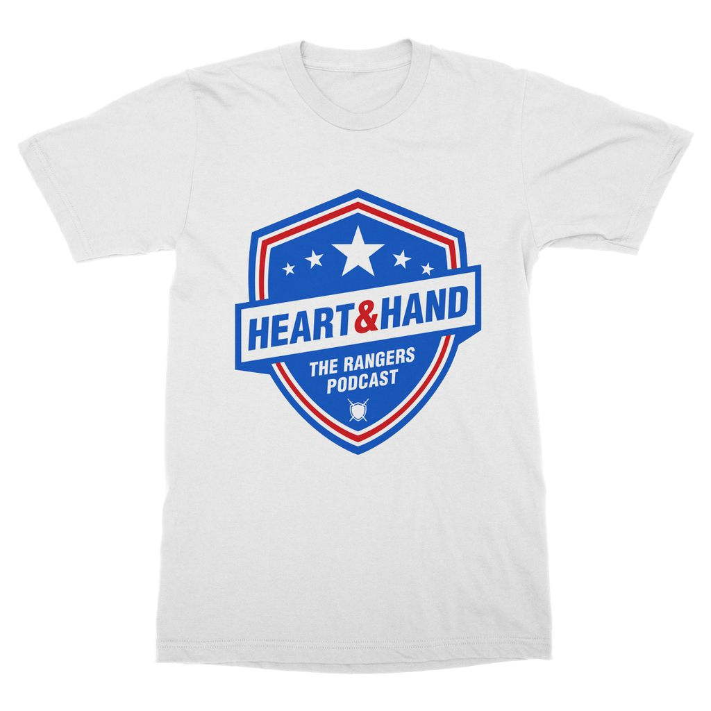 Logo Collection T-Shirt - Heart & Hand