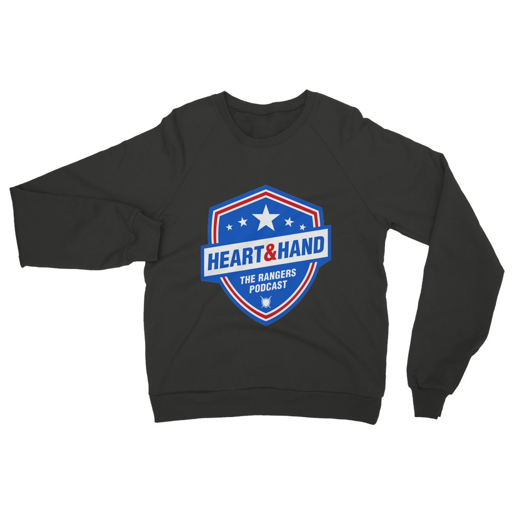 Logo Collection Sweatshirt - Heart & Hand