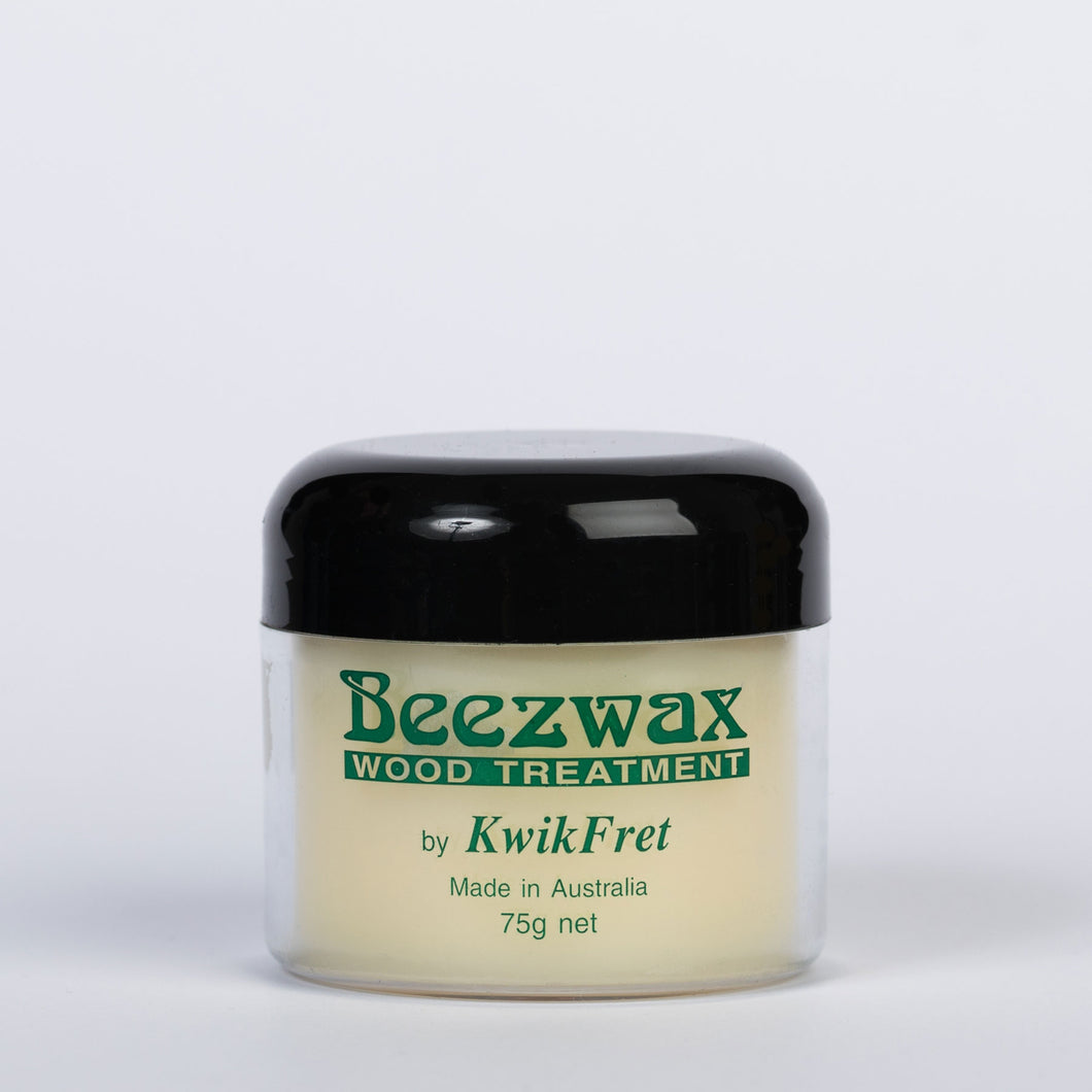 Bees Wax Wood Treatment by Kwik Fret Stu Box Guitars $8.99