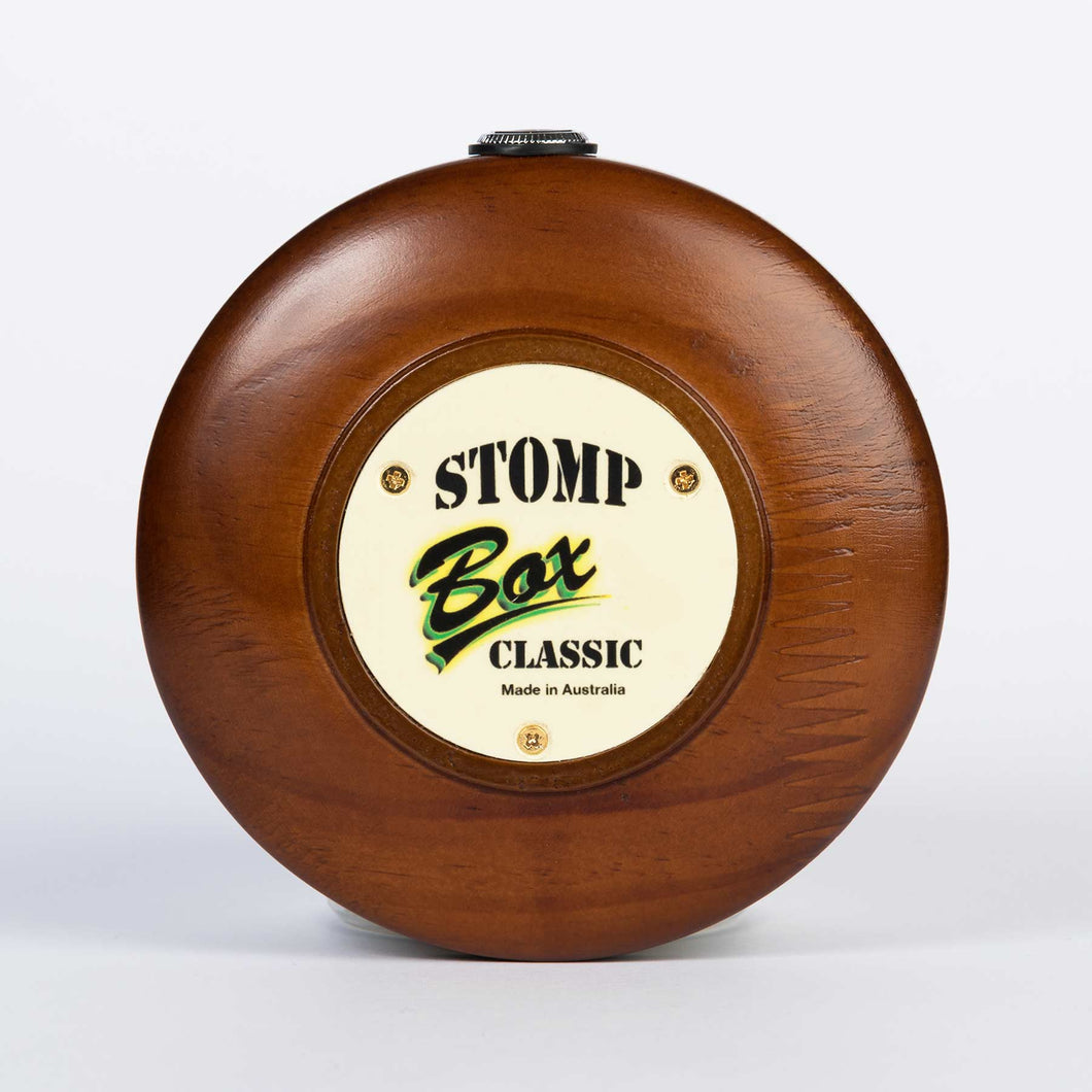 Stomp Box Classic by Stu Box Percussion & Trigger Pedals $129.95