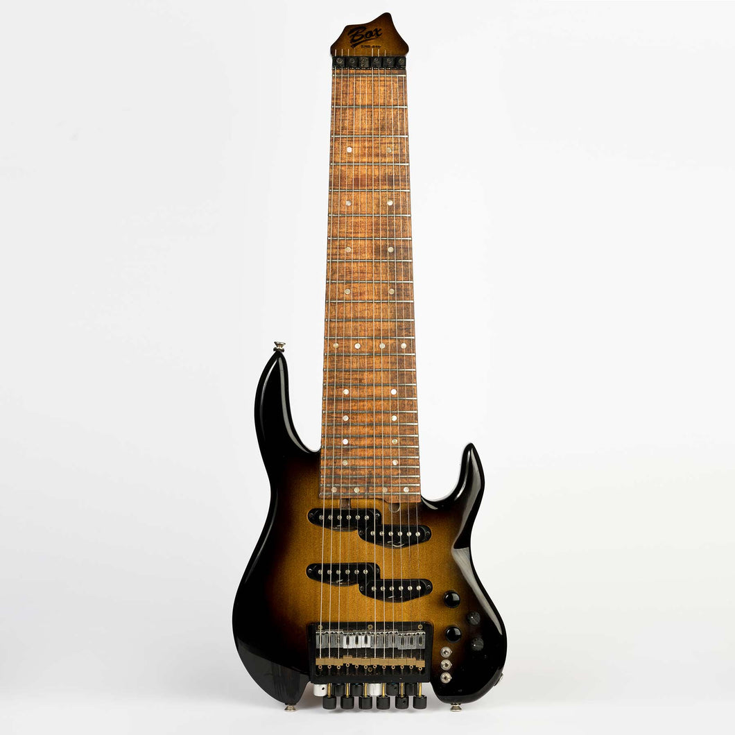 Stu Box Guitar - Box SRB-640, 12-String Guitar $1,995.00