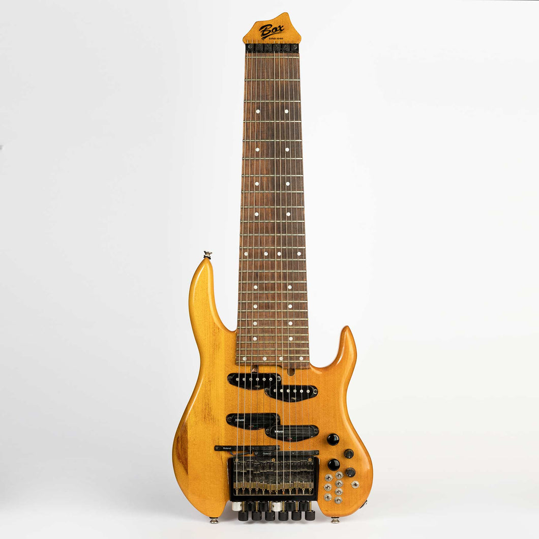 Stu Box Guitars - Box SRB-640 Midi 12-String Guitar $2,995.00