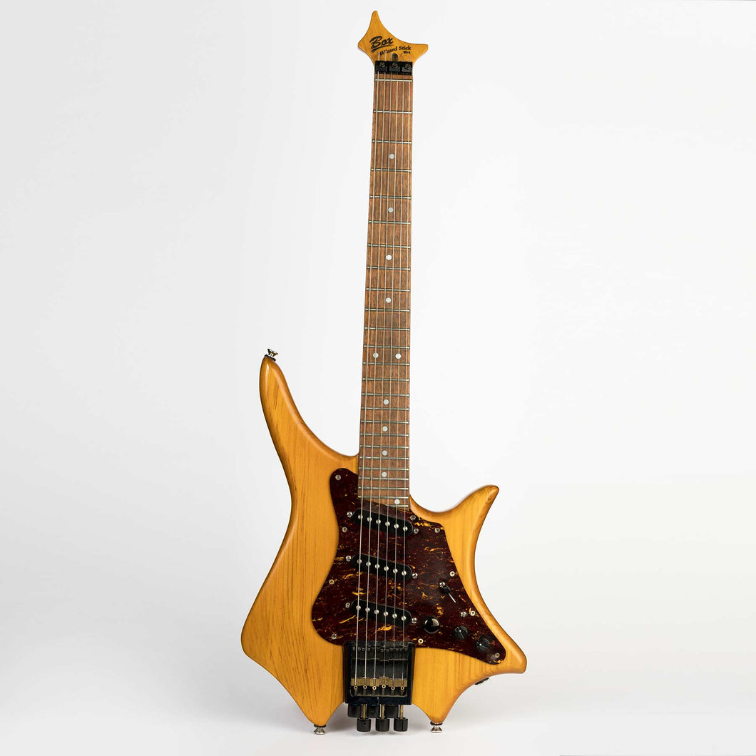 Stu Box Guitars - Box WS-6 Wizard Stick 6-String Guitar $1,495.00