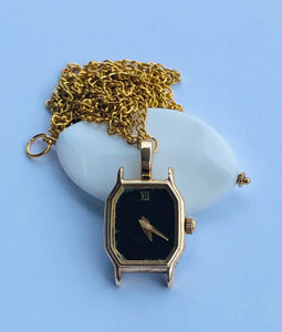Broken Time R'Square Necklace