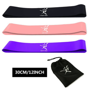 Set of 5 resistance bands - Trendrocketshop