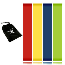 Load image into Gallery viewer, Set of 5 resistance bands - Trendrocketshop