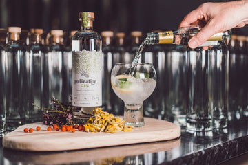 How we make ... long drinks with gin