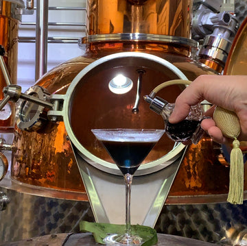Reinventing the Espresso Martini