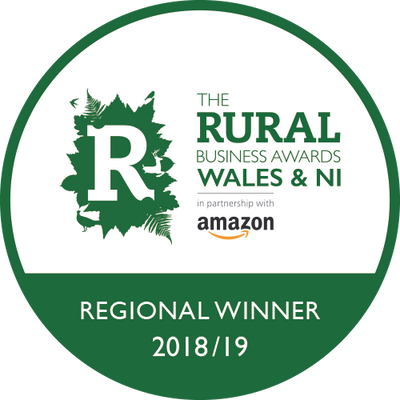 Regional Winner Rural Business Awards