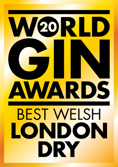 World Gin Awards Best Welsh Gin