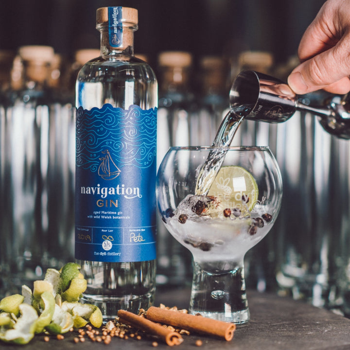 Navigation Gin & Tonic with Botanicals