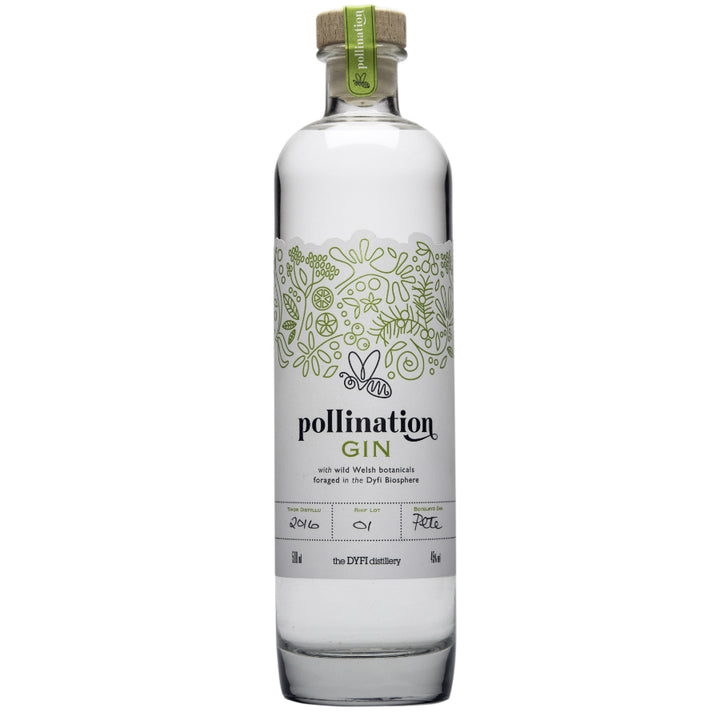 Bottle of Pollination Gin