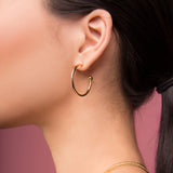 Moonwalk 2-in-1 Hoops - Gold