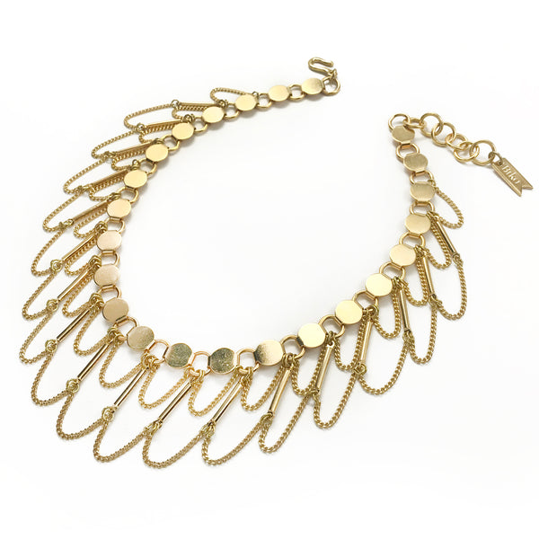 Constellation Collar - Gold