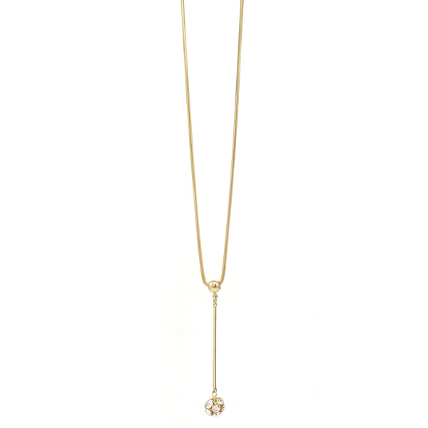 Disco Pendant - Gold