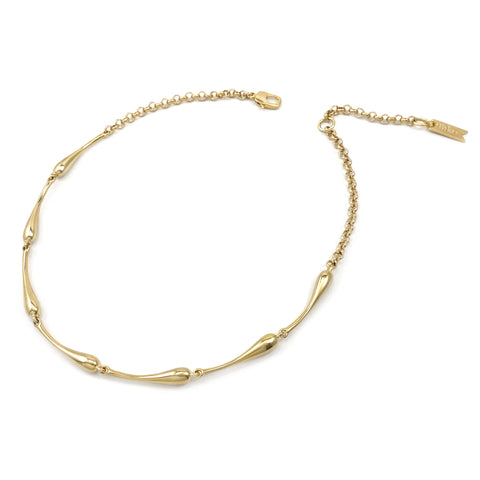 Droplet Collar - Gold