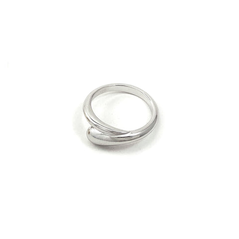 Droplet Ring - Silver