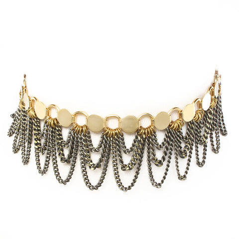 Empress Collar - Gold