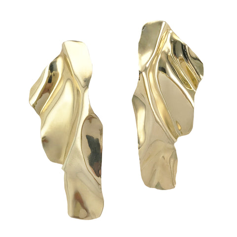 Energia Studs - Gold