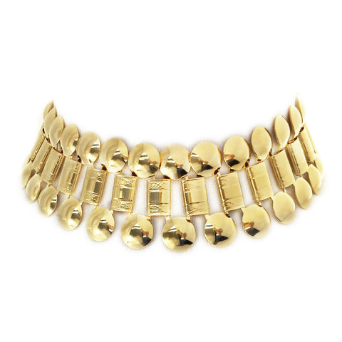 Fortuna Collar - Gold