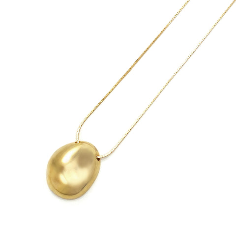 Galina Pendant - Large - Gold