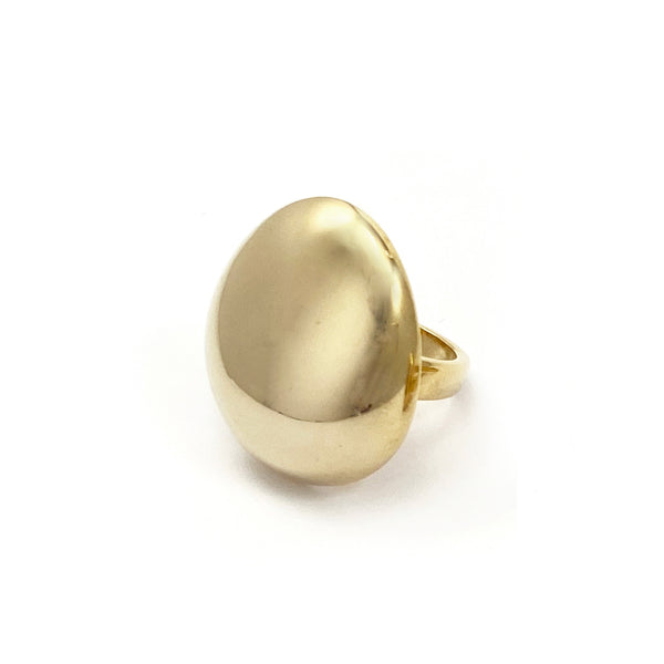 Galina Ring - Large - Gold