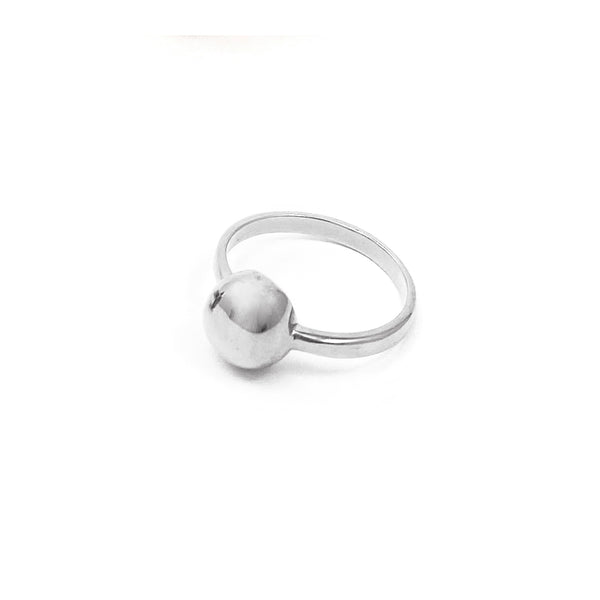 Galina Ring - Small - Silver
