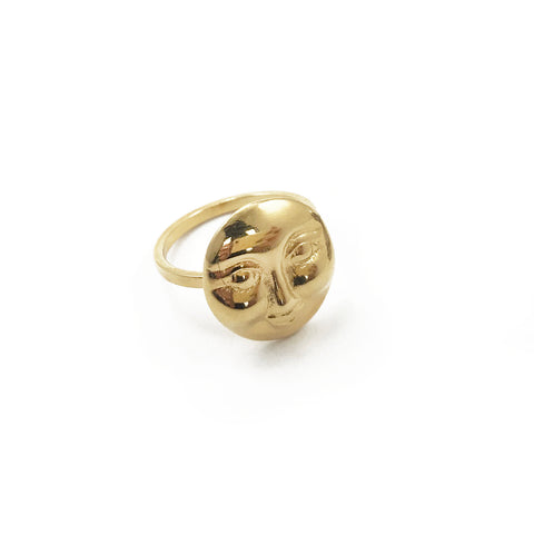 Helios Ring - Gold