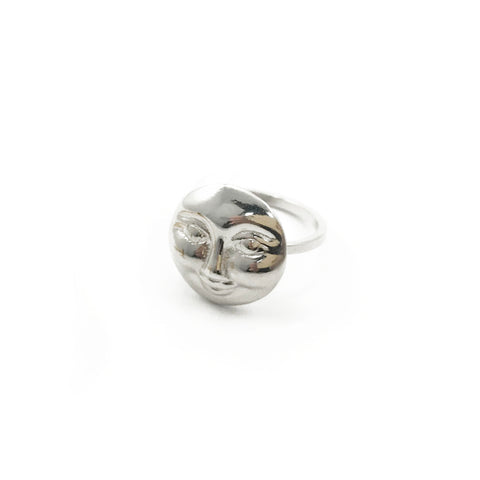 Helios Ring - Silver