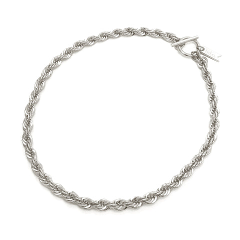 Helix Collar - Silver