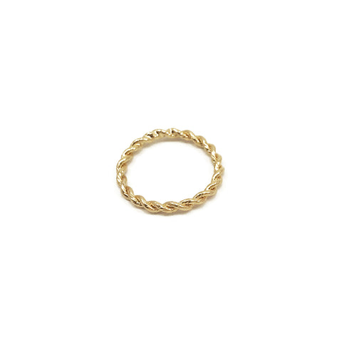 Helix Ring - Gold