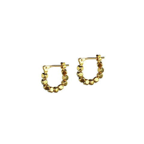 Mini Kobi Loops - Gold
